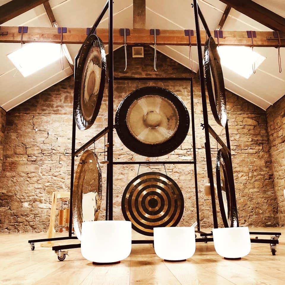 November Gong Bath image